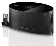 Harman/kardon MS 100 - CD / MP3 clock radio with iPod cradle
