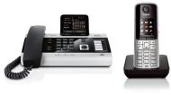 Gigaset  S79H Téléphone sansfil DECT Mains libres Combiné supplémentaire Gris Acier