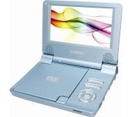 CURTIS DVD7014UK Portable DVD Player - Pink