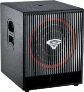 "Cerwin-Vega 18"" Powered 2000w 18"" Subwoofer"