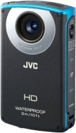 JVC Picsio GC-WP10 Waterproof Pocket Video Camera (Black) NEWEST VERSION