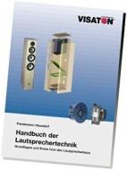 Visaton Handbuch der Lautsprechertechnik