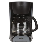 Mr. Coffee DR13 12-Cup Coffee Maker