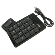 Usb Numeric Keypad With 19 Keys + Space Bar For Laptops (manufacturer Part # Cl-usb-numspc)
