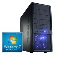 Be Quiet! 350W Gamer Quad-Core! PC AMD A8-6600K 4 x 4,1 GHz Turbo | 16GB DDR3 (1600MHz) | 1000GB S-ATA III HDD | AMD Radeon HD 8570 4096 MB DVI/VGA/HD