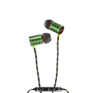 House of Marley Midnight Ravers In-Ear with Mic
