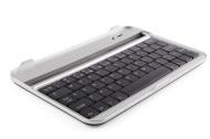 JAMMYLIZARD Aluminium Bluetooth Keyboard Galaxy TAB 2 10.1