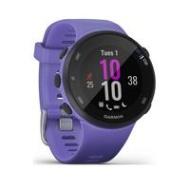 Garmin - Forerunner 45S GPS Heart Rate Monitor Running Smartwatch - Iris § 010-02156-01