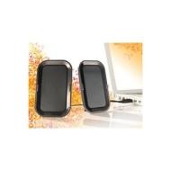 "auvisio Portables Stereo-Lautsprecher-System ""SLS-240 Twinpower"