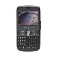 Alcatel OT-800 One Touch CHROME / OT-800 One Touch CARBON