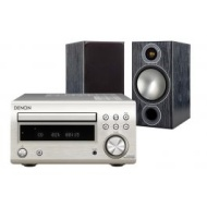 Denon DM41 (Black) and Q Acoustics Q2020i (Graphite)
