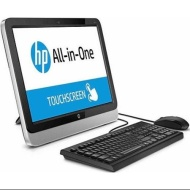 "HP 19.45"" LED Touchscreen All-in-One Desktop PC with AMD E1-2500 Processor, 4GB Memory, 500GB Hard Drive and Windows 8.1"