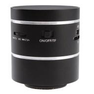 AGPtek Mini Speaker VS1B - Bluetooth Beating Speaker Mini Portable Super Bass for iPhone® 5S 5 Samsung Galaxy S5 S4 - Black - Black