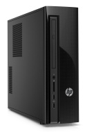 "HP 21.5"" Slimline Celeron 8GB 2TB Desktop Bundle."