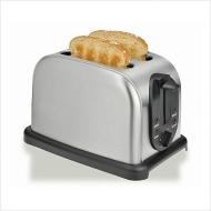 Kalorik Stainless Steel 2 Slice Toaster