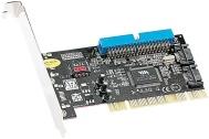 Delock Controller Scheda (2x SATA, 1x IDE, PCI)