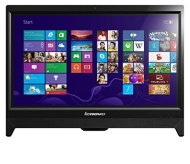 Lenovo C260 19.5-inch All-in-One Desktop (Black) - (Intel Celeron J1800 2.41 GHz, 4 GB RAM, 500 GB HDD, Integrated Graphics, DVDRW, HDMI, Camera, Wi-F