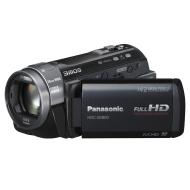 Panasonic SD800 Full HD 1920x1080p (50p) 3D Ready Camcorder - Black (3MOS sensor, SD Card Recording, x20 Intelligent Zoom, 35mm Wide Angle Leica Lens