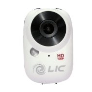 Liquid Image Ego Series 727W Mountable Sport Video Camera with WiFi (White)
