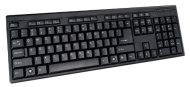 CiT USB/PS2 Combo Keyboard - Black