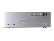 Silverstone Gd04b Grandia 04 Case Pc Desktop Micro Atx, Nero
