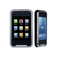 VideGo 8 GB Video MP3 Player with Touchscreen