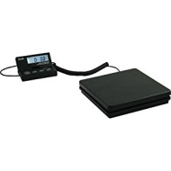 American Weigh Scales - Low-Profile Shipping Scale - Black § SE-50