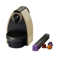 Krups Nespresso XN214040 Essenza Auto Coffee Machine - Earth