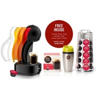 Nescaf   Dolce Gusto - DeLonghi colors pod system EDG355.B1 Enjoy up to an