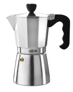 La Cafetiere Classic Espresso Coffee Maker 9 Cups Polished
