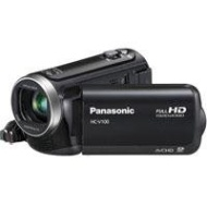 Panasonic V100K 42x Intelligent Zoom SD Camcorder (Black)