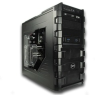 Systemax SYX Venture SG-200 Gaming PC - Intel Core i7 3930K 3.2 GHz, Genuine Windows 7 Professional 64 Bit, 1GB NVIDIA GTX 560 Ti's in SLI, 32GB Fast