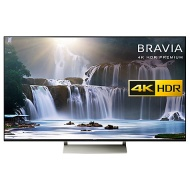 """Sony Bravia 65XE9305 LED HDR 4K Ultra HD Smart Android TV, 65"""" with Freeview HD, Youview & Ultra-Slim Design, Black"""