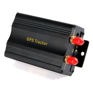Vehicle Car GPS Tracker 103B with Remote Control GSM Alarm SD Card Slot Anti-theft