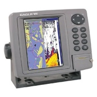 Eagle SeaCharter 502C DF iGPS 5-Inch Waterproof Marine GPS and Chartplotter