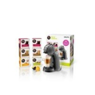 Nescafe Dolce Gusto Mini-Me® Automatic Coffee Machine by KRUPS® - Black and Grey