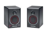 """Cerwin Vega - XD4 4"""" 40W 2-Way Floor Speakers (Pair) - Multi § XD4-NA"""