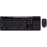 GE 98552 Multimedia Keyboard and Optical Mouse