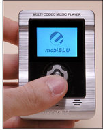 mobiBLU DHH-100-5 Digital Audio Player
