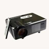Storm Store CL720 3000 lumen HD Home Theater Multimedia LCD Projector HDMI/Analog TV/VGA/ AV (Black)