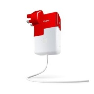 Twelve South PlugBug World Chargeur secteur + USB pour Macbook Rouge