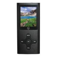 Visual Land VL-567k-PURPLE Daze 4GB MP4 Video Player - 1.8 Color Screen Built-In Speaker Purple New