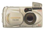 Olympus D-490 Zoom