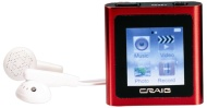 Craig 4GB 2.8-Inch TFT Touch Color Screen MP4/MP3 Viedo Player(CMP646F)