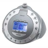 Homedics SoundSpa Platinum SS-6000 - CD clock radio with time projector