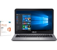 "ASUS VivoBook L403 14"" Laptop & LiveSafe Premium 2018 Bundle - Grey"