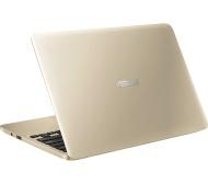 """ASUS E200HA 11.6"""" Laptop - Gold"""