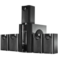 Frisby FS-5020BT 5.1 Surround Sound Home Theater Speakers System with Bluetooth USB/SD/AUX and Remote