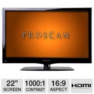 "Proscan 22"" Class LED 1080p 60Hz HDTV, (1.69"" ultra-slim) PLED2243A 20655849"