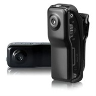 Spy Camera Surveillance Camcorder Worlds Smallest Mini DVR with Sound Activated and 4GB SD card and